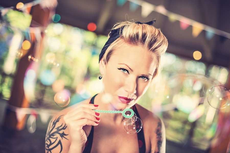 How to Get the Rockabilly Look - Fashion, Hair & Makeup (4) tattoo