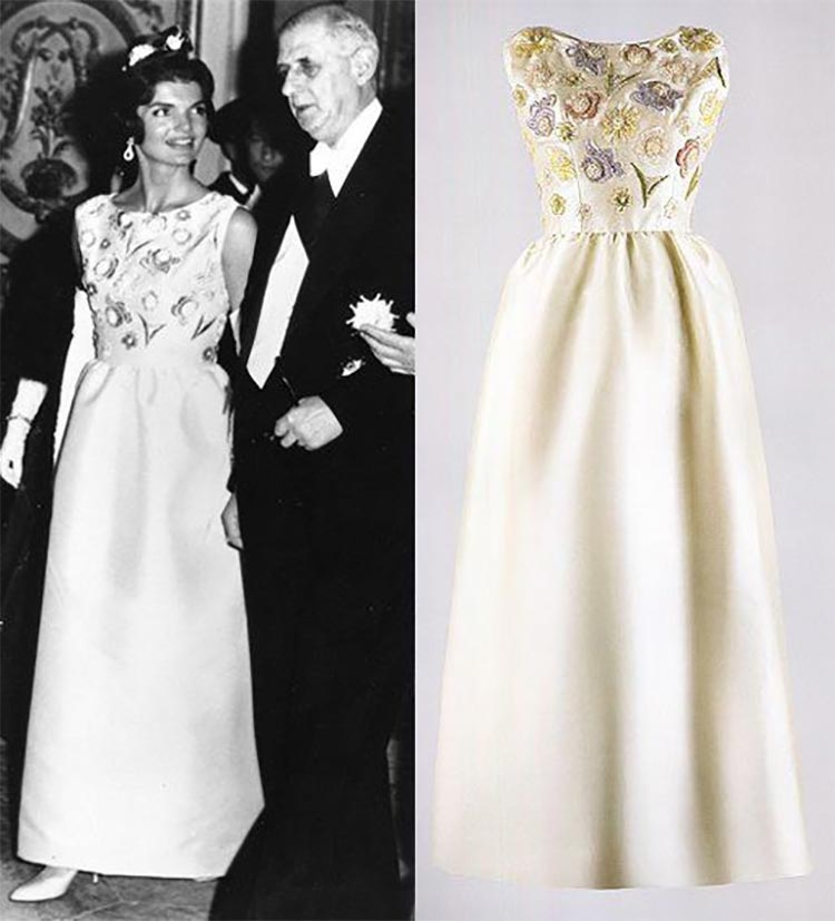Jacqueline Kennedy in Givenchy