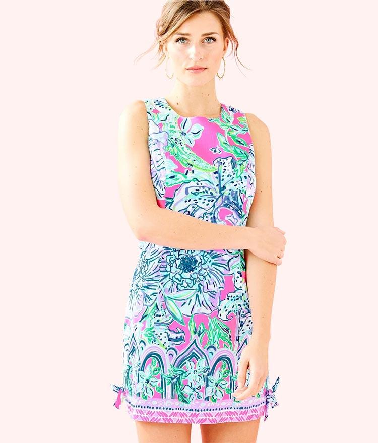 Lilly Pulitzer, shift dress