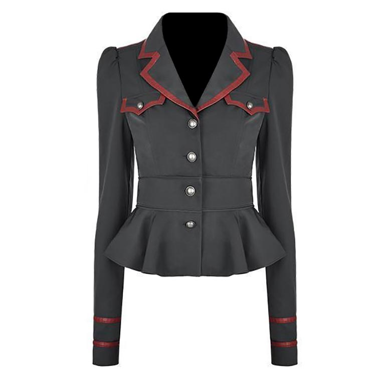 Military jackets for women2021 (2)