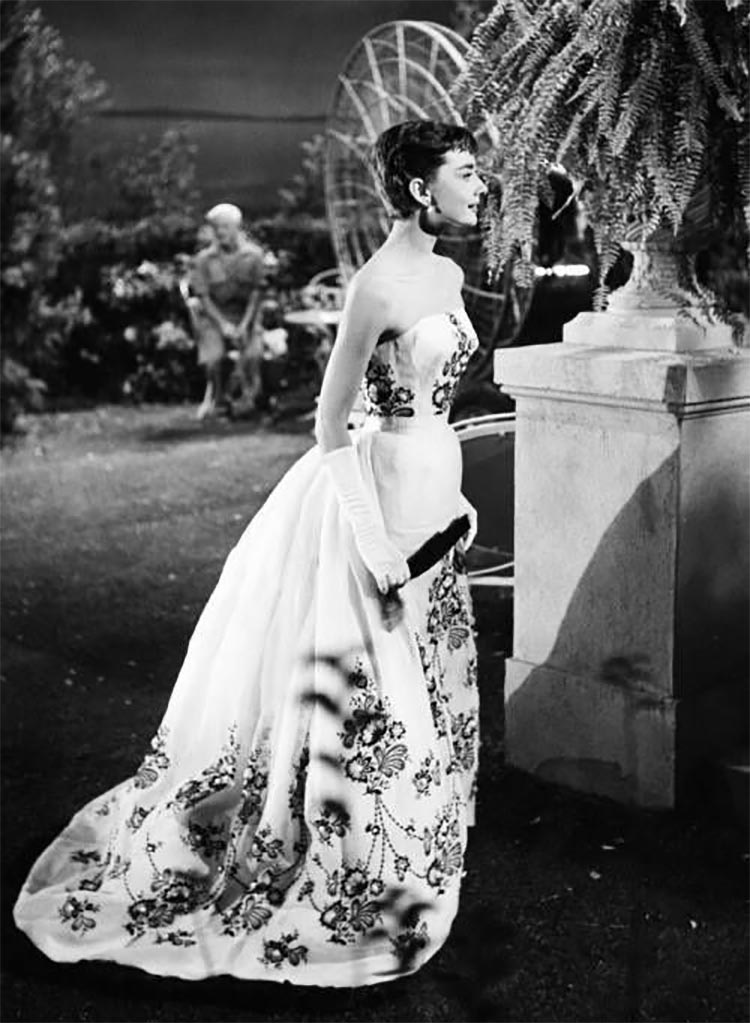 Audrey hepburn dress by Edith head Sabrina