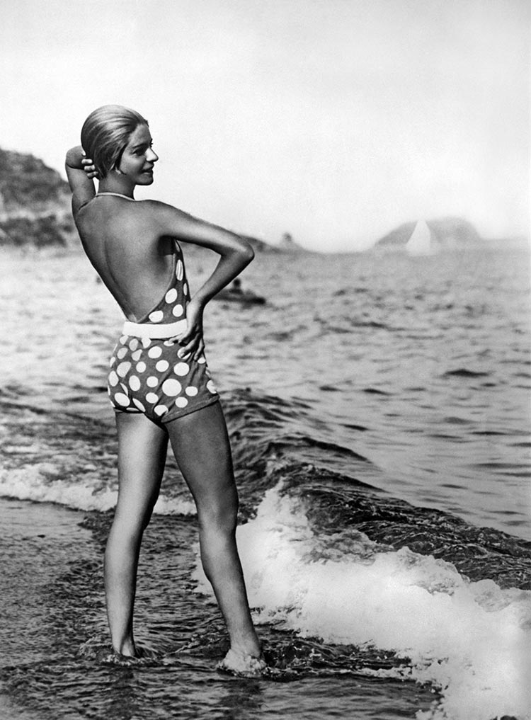 1940's bikini (