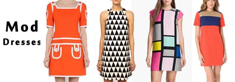 Mod-dresses