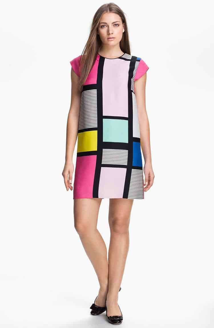 kate Spade Block dress