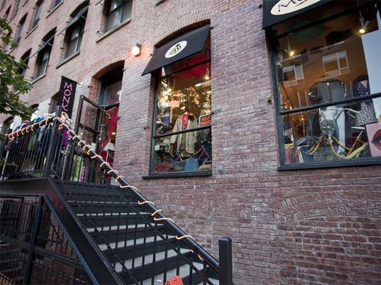 Monk Vintage Thrift Shop Manhattan