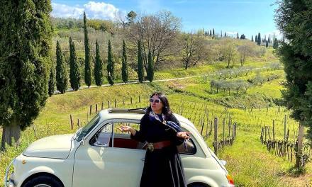 Fiat 500 – Tuscany Classic Car Tour
