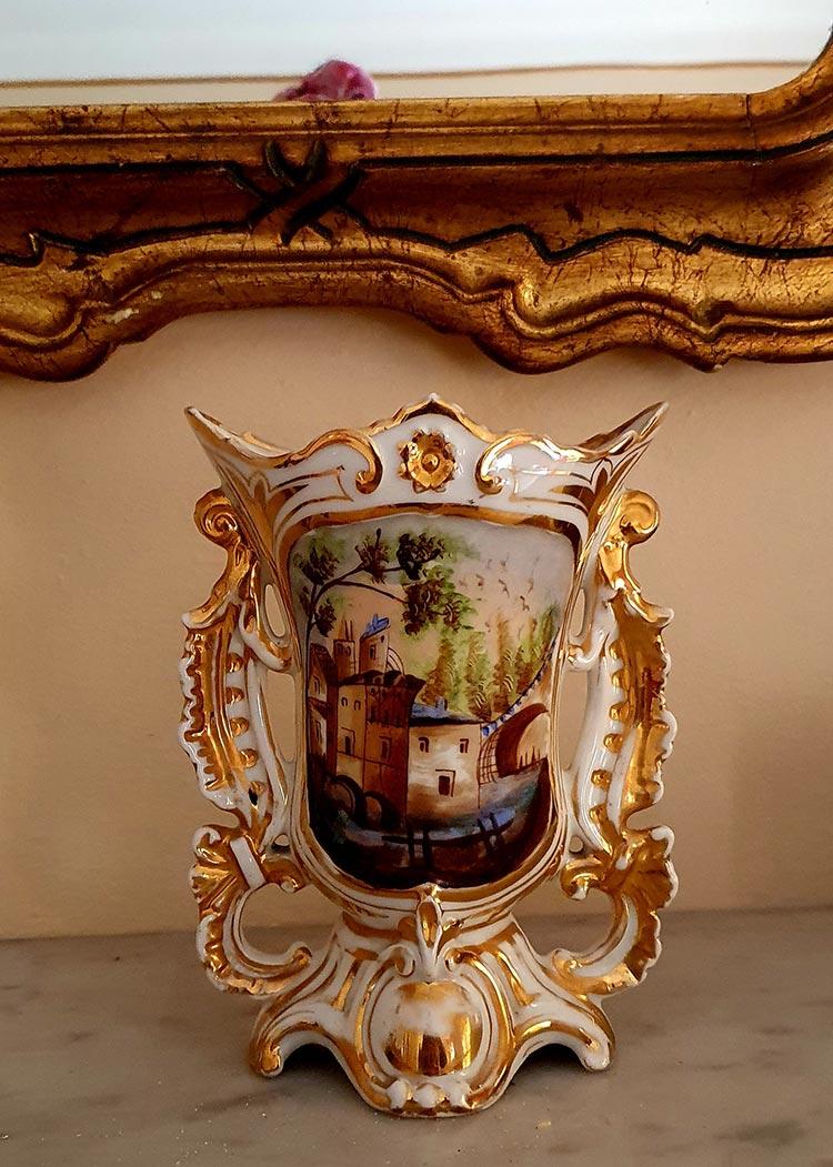 italian crockery Antique