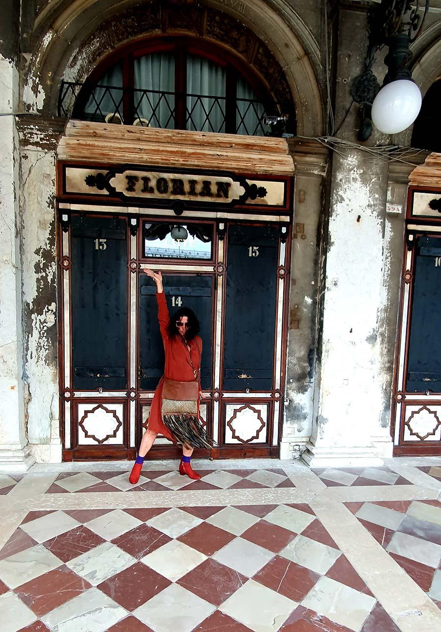 Venice - Florian Coffee House 2021 Gracie Opulanza italy (2)