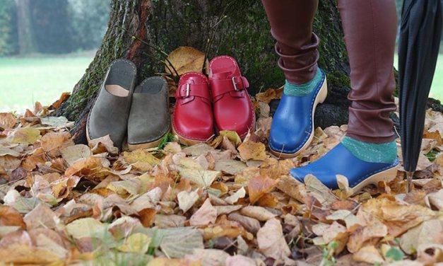 Comfortable Clogs – The Ten Kilometre Walk