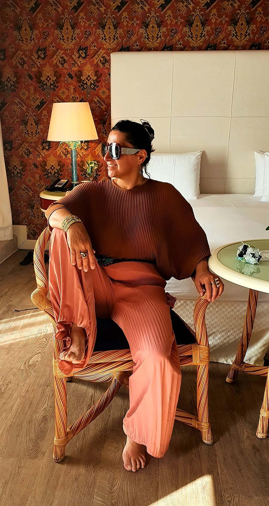 Hotel Excelsior Venice Lido Junior Suite 2021 Gracie Opulanza Italy (6)