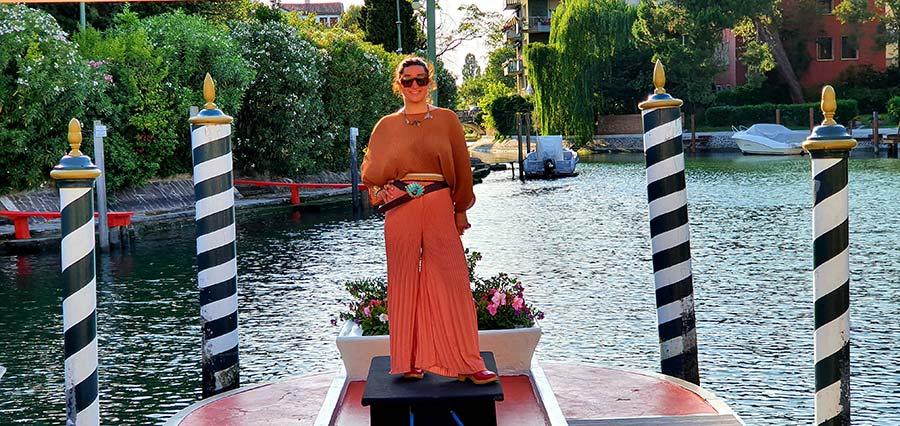 Hotel Excelsior Venice Lido The Dock Venice film festival Gracie Opulanza 2021 (2)