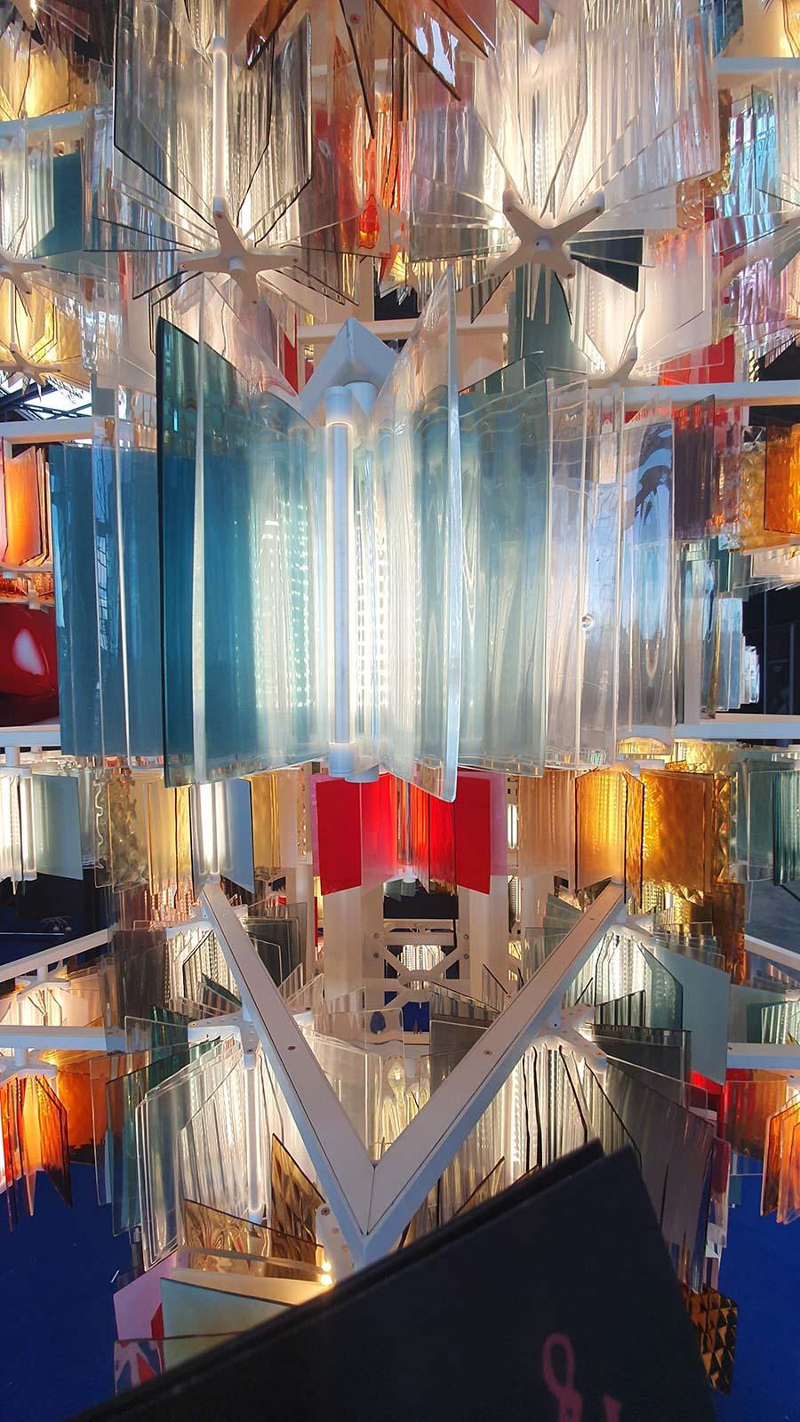 Murano Glass light and art