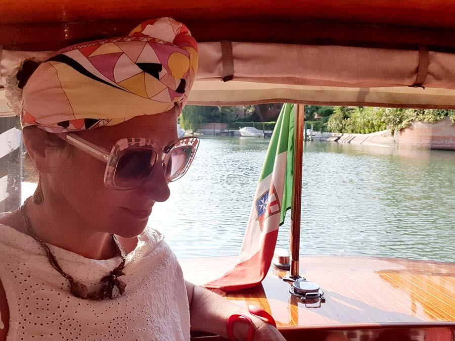 Venice Turban Gracie Opulanza summer style