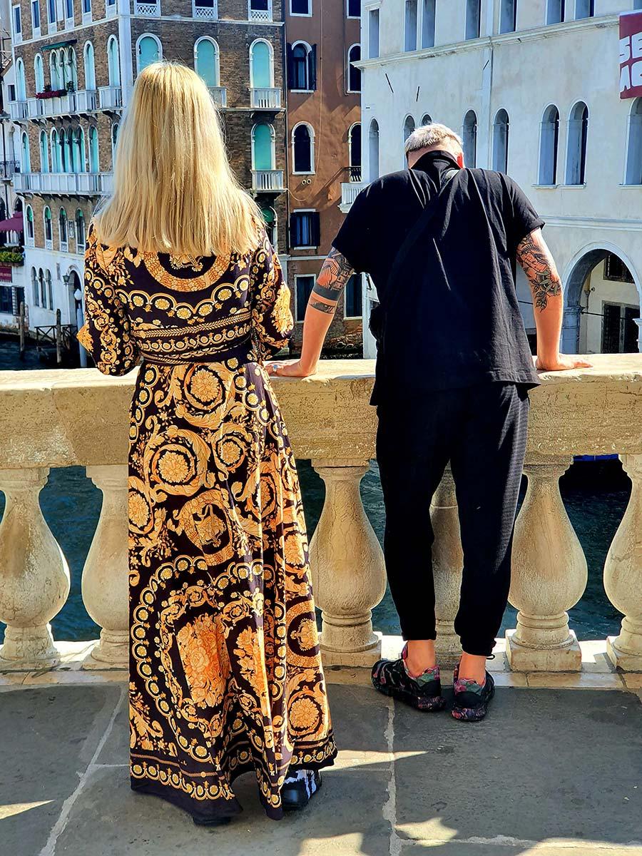 versace venice italy