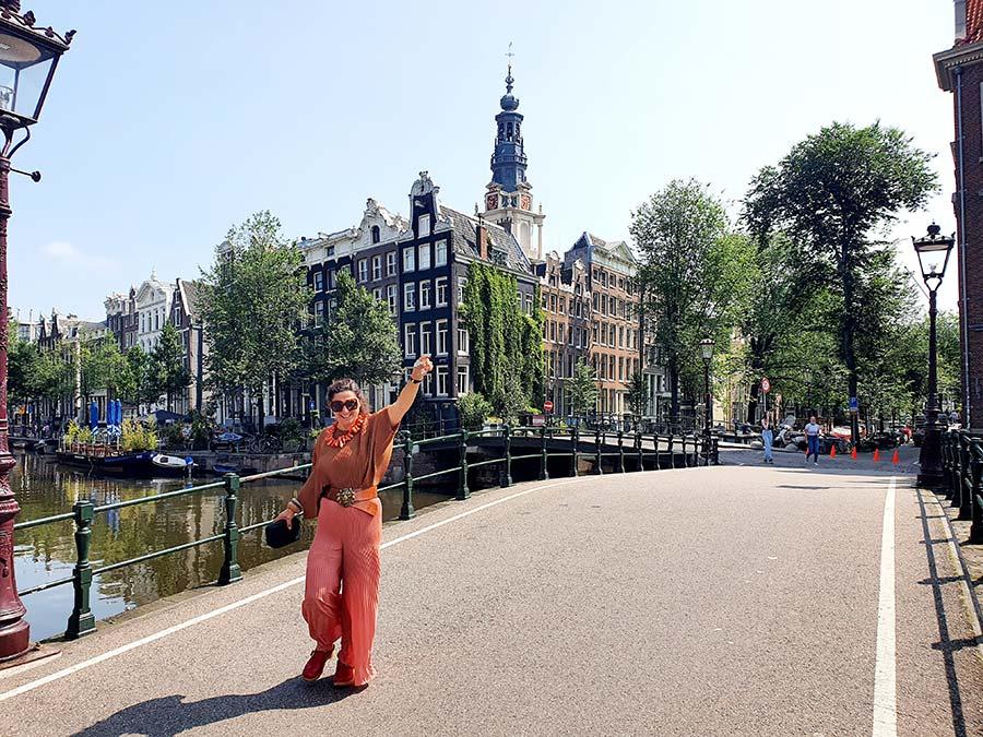 Amsterdam Gracie Opulanza