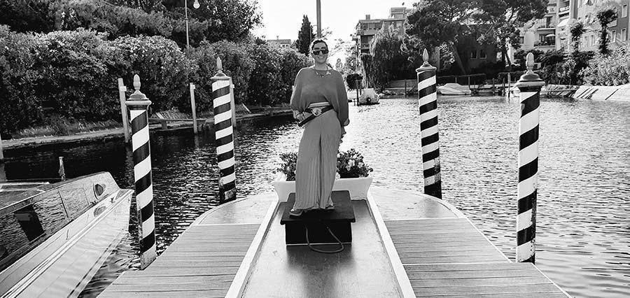 Hotel Excelsior Venice Lido The Dock Venice film festival Gracie Opulanza 2021 (1) dock venice film festival