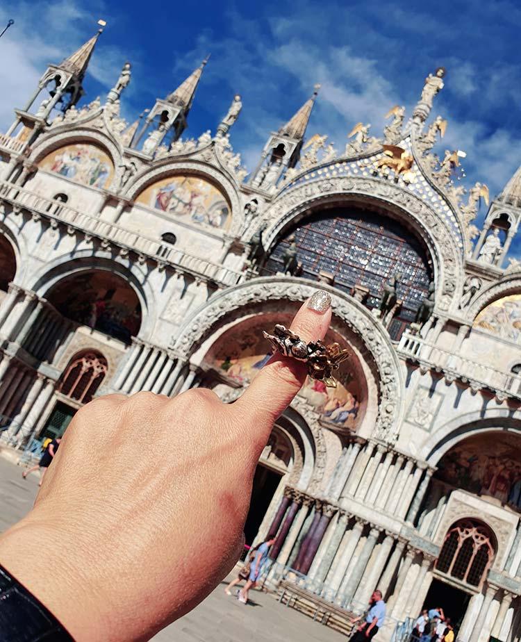 San Marco Square Venice Gracie Opulanza