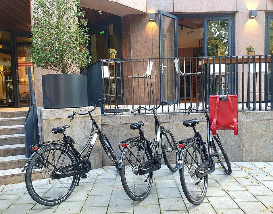 Movenpick The Haag Bikes