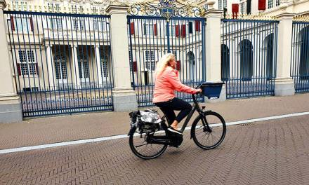 Bike Style – Are High Heels Illegal In Holland?