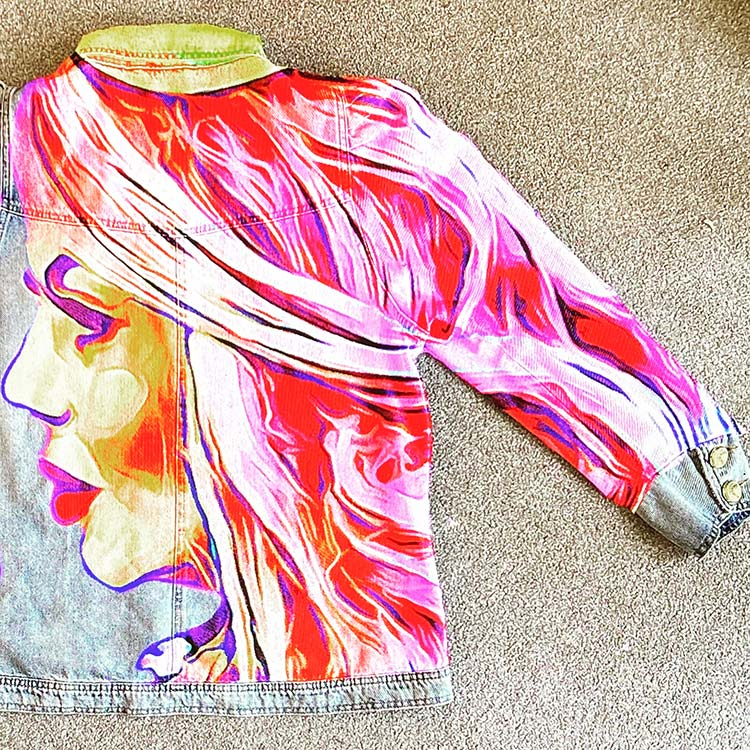 Embroidery Art - Denim Jacket Style Tips