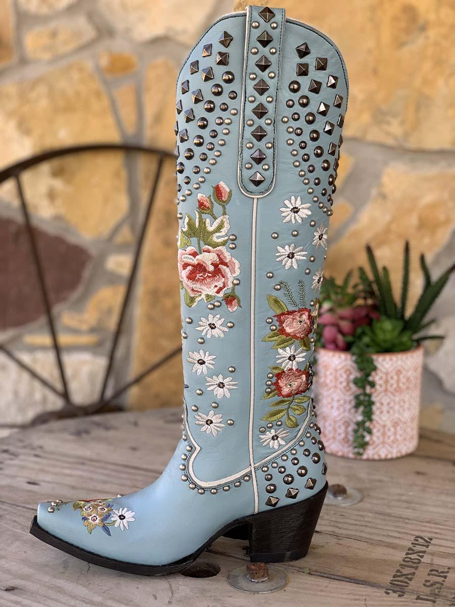Barbie Old Gringo boot Mexico Leon Cowboy (5)