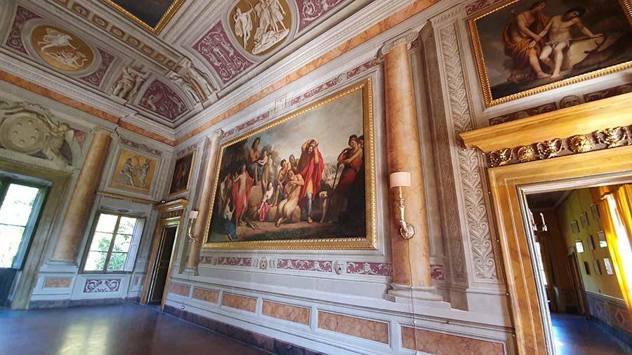 Villa Mansi Lucca