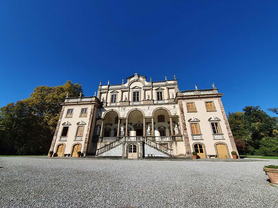 Villa Mansi Tuscany lucca
