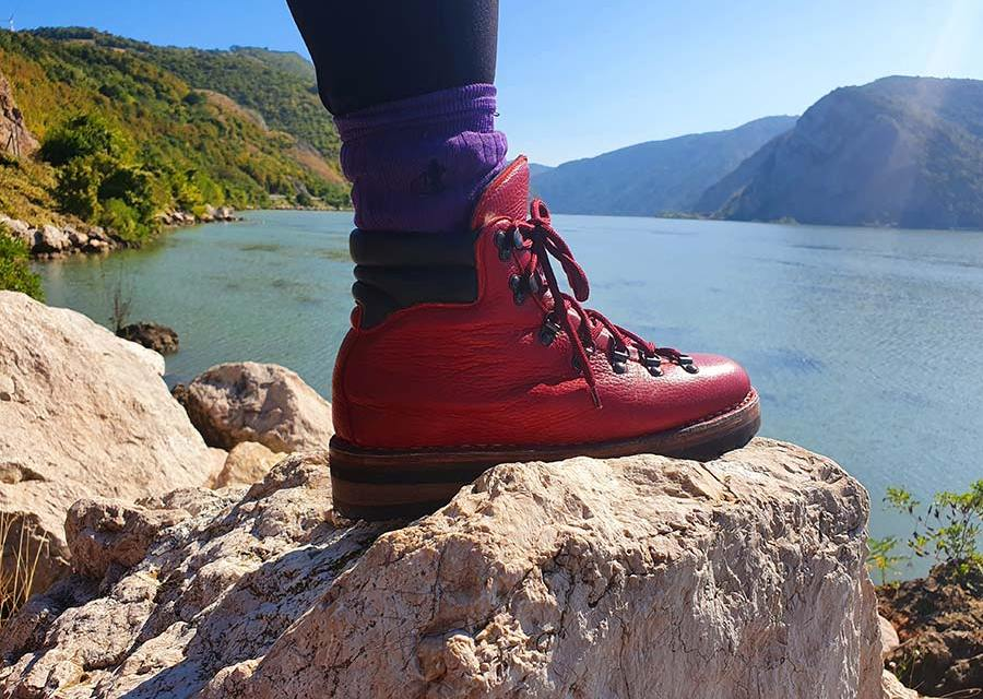 Red Hiking Boot – GO Live The Lifestyle Boot Reviewed