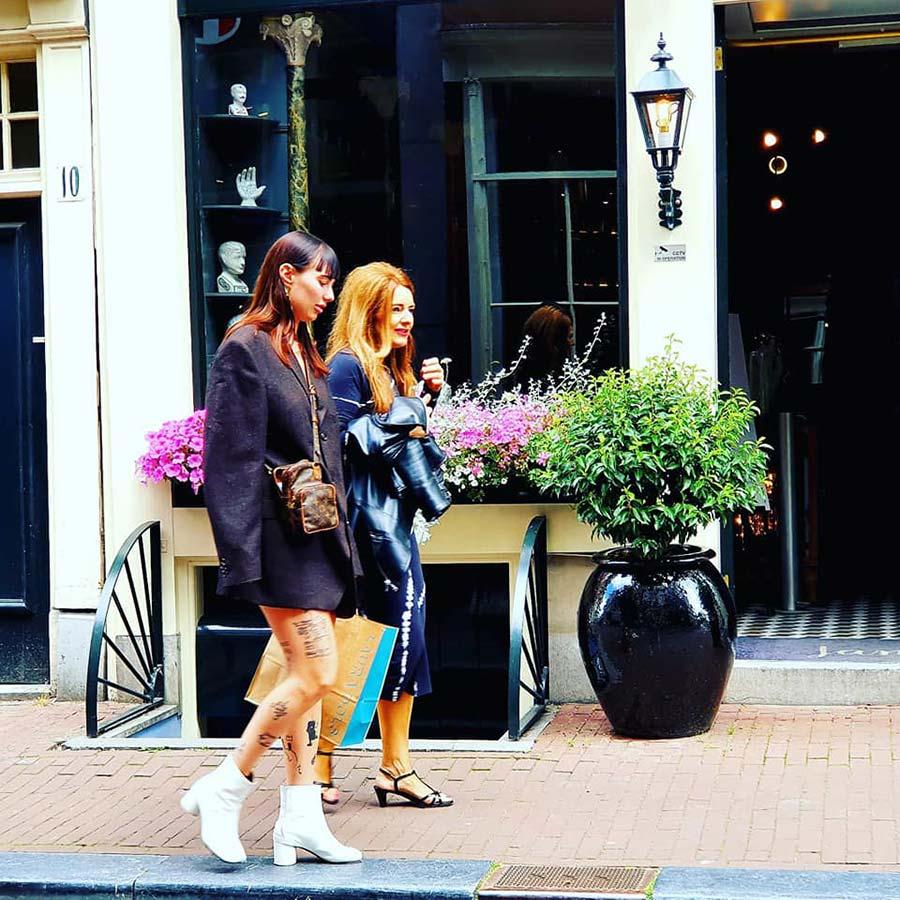 Street style Amsterdam 2021