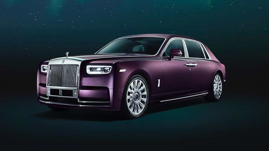 Cars – Why Is Raspberry The New Luxury Colour