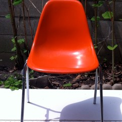 Fiberglass Shell Chair Affordable Dining Tables And Chairs Midweek Modness Orange Gracious Good S Blog 1