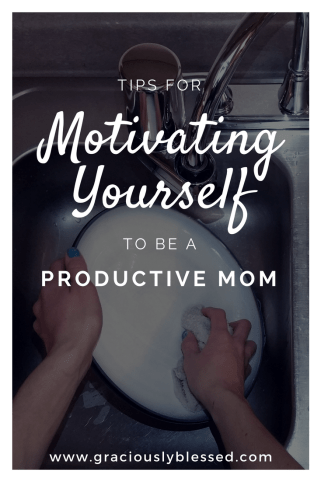 Sometimes it can be difficult to get up and start your day. Here are some simple tips I have discovered that help me get up and be productive!