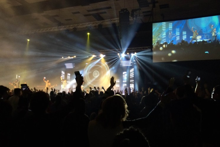 Weekend Adventures: Youth Ministry Overload