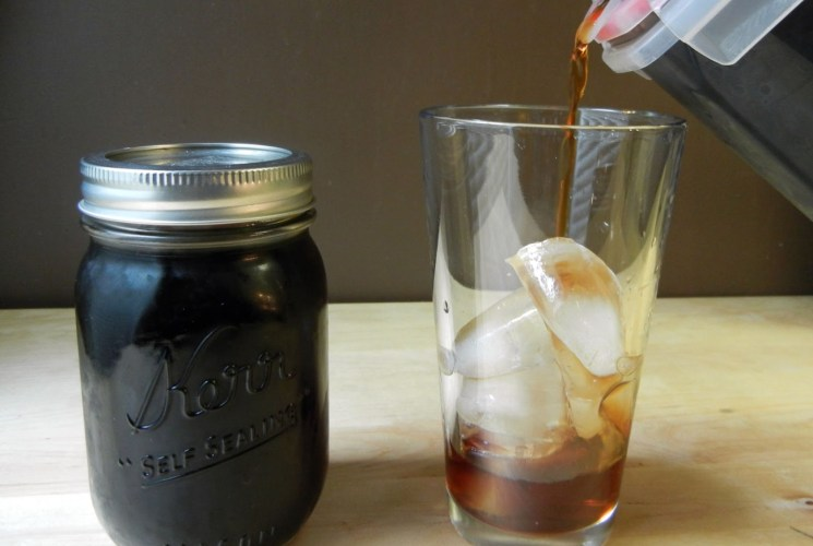 Nest Eats: Sweet Nectar Iced Coffee