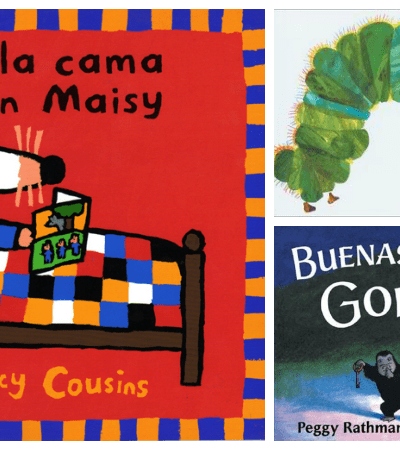 Toddler Chronicles: Are you going to teach him Spanish?