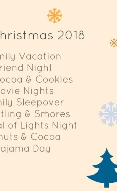 Christmas: Enjoying the Season