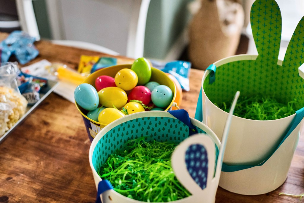 Memories to Create this Easter