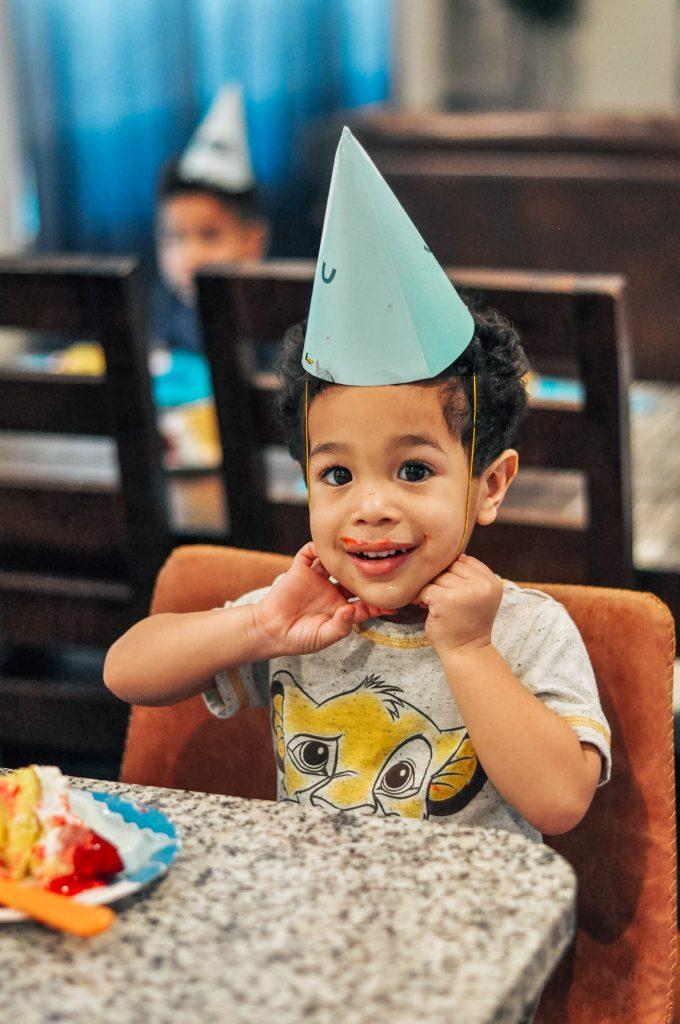Happy 2nd Birthday Izaiah!