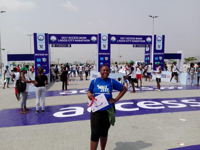 My Marathon, My Experience