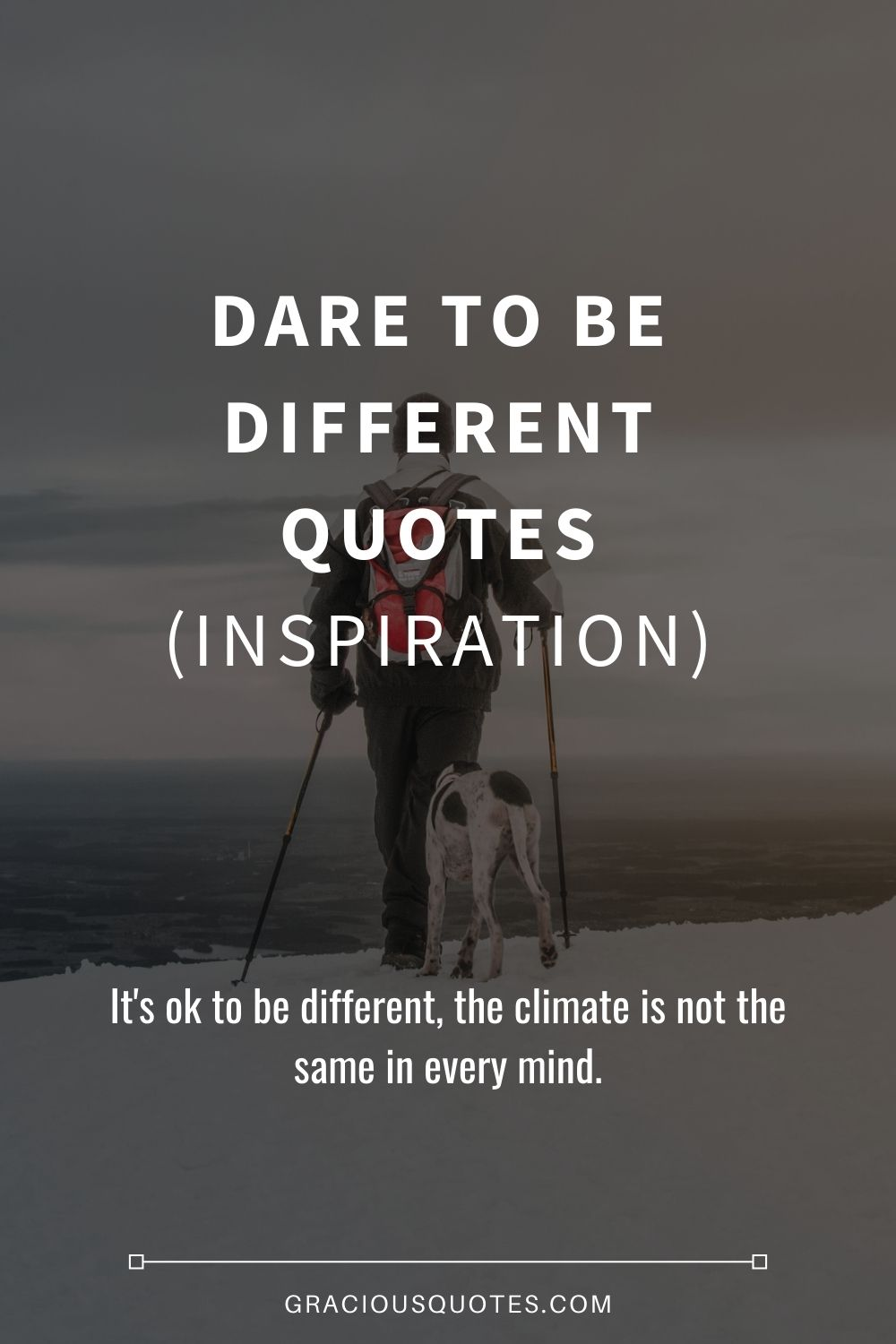 Dare To Be Different Quotes : different, quotes, Different, Quotes, (INSPIRATION)