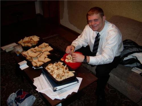 Dane Thanksgiving 08