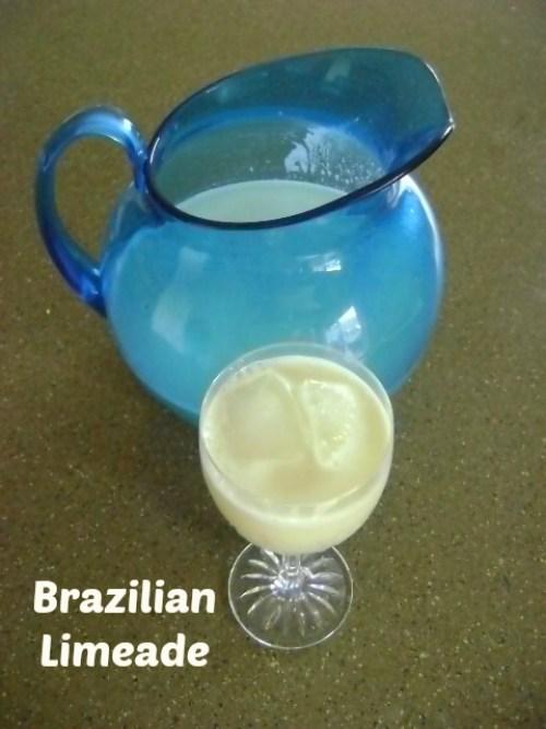 Brazilian Limeade 2