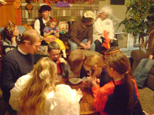 A Halloween Party 060