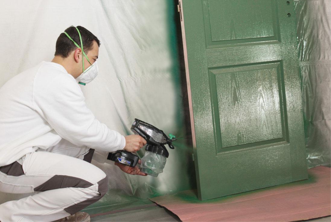 Graco EasyMax FF Airless Paint Sprayer