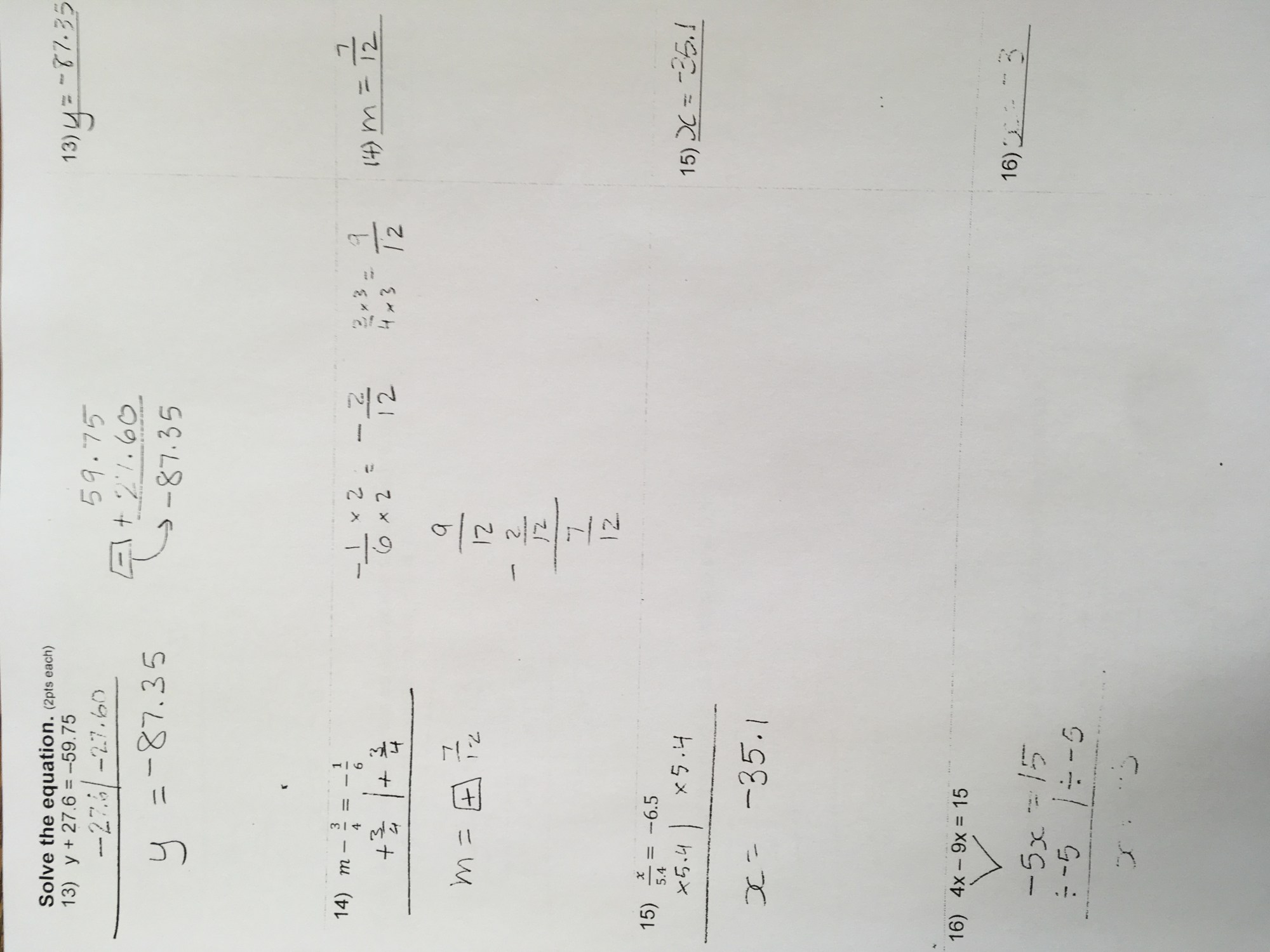 hight resolution of Grades 7 \u0026 8/ Middle School Math - Page 26 of 73 -