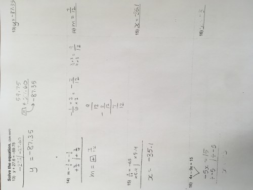 small resolution of Grades 7 \u0026 8/ Middle School Math - Page 26 of 73 -