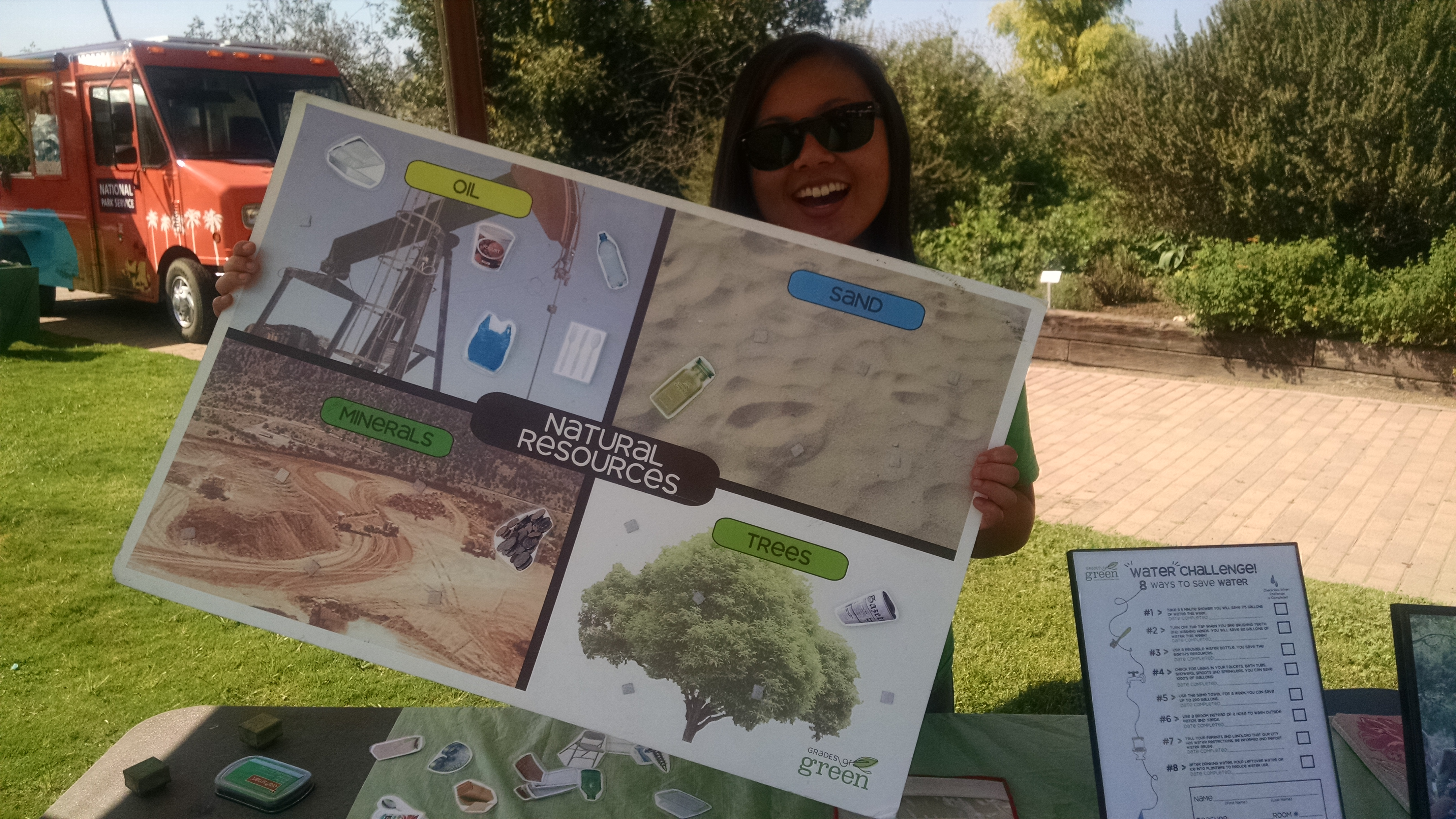 Come Play Our Natural Resources Matching Game