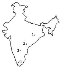GK Quiz on Geography for SSC Exam 20-Apr-2017