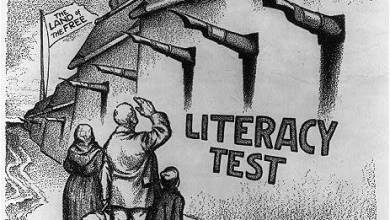 Photo of Literacy and Immigration in 1916