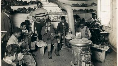 Photo of Learning How to Make and Repair Shoes